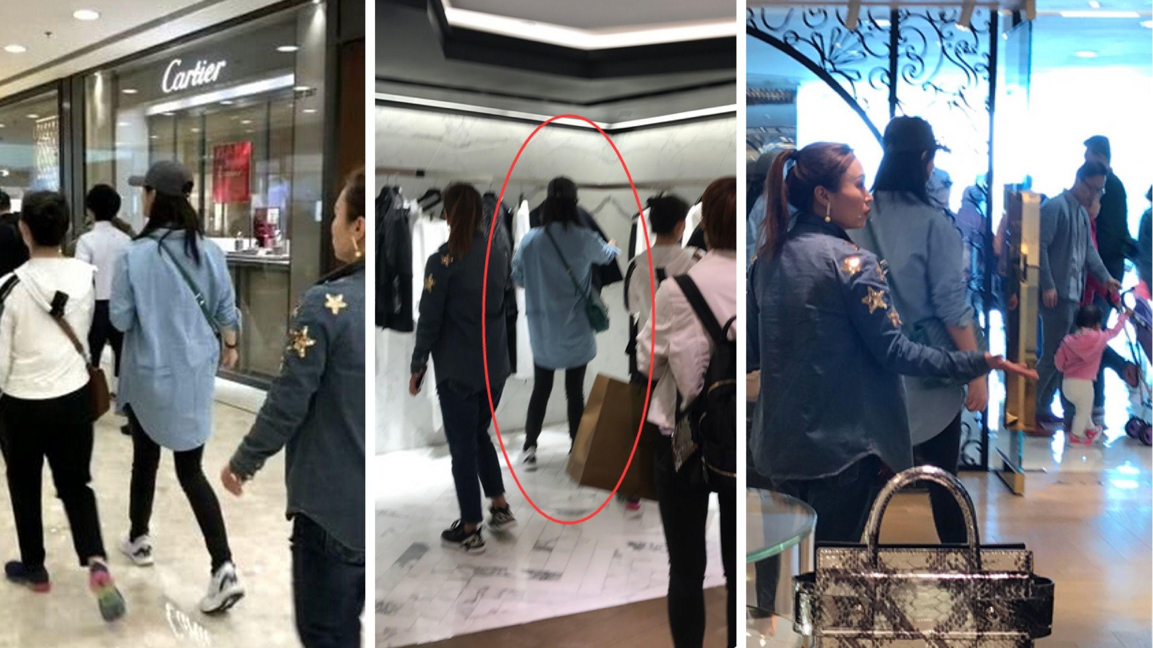 蒋欣商场被偶遇减肥成果惊人 网友:又高又瘦!