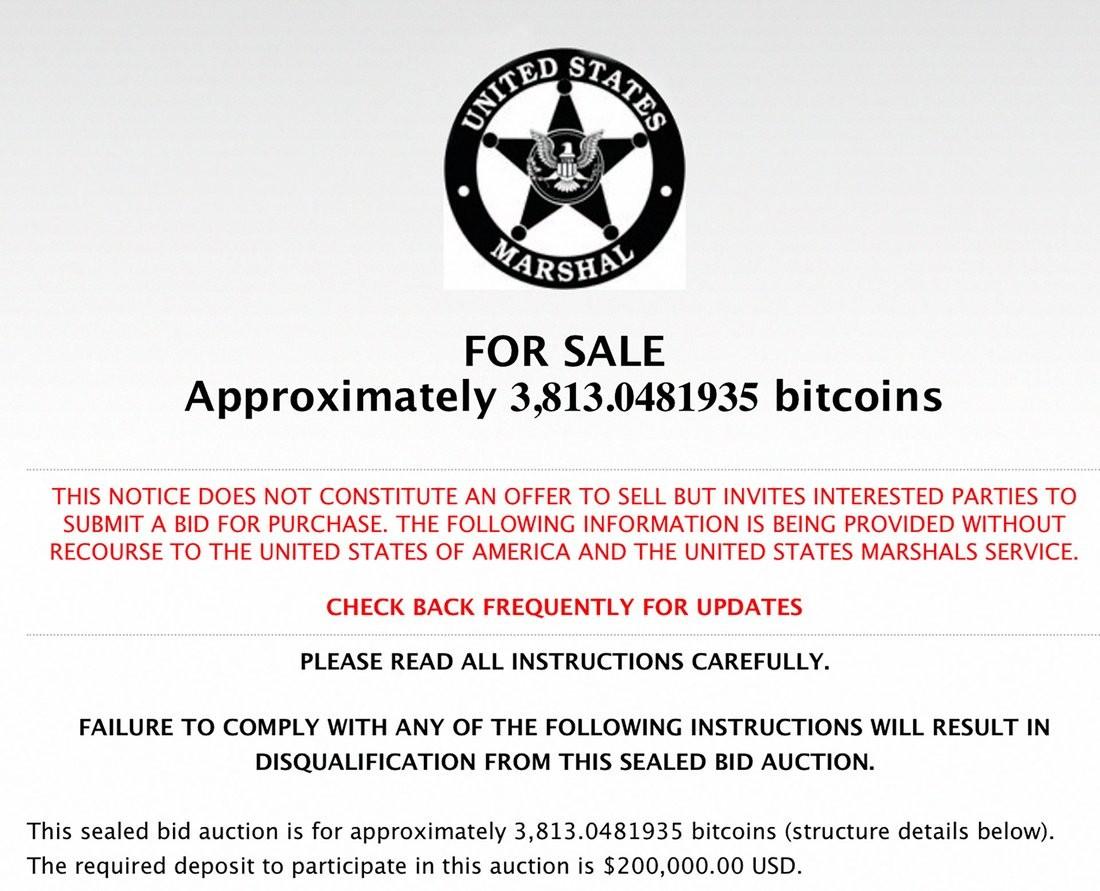 美国不严打比特币的秘密被曝光:政府也在暗地买卖
