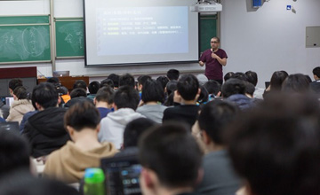 北京大学开了电子游戏选修课 上课时学生爆满