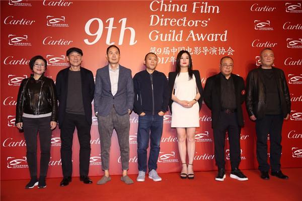 导演协会提名晚宴大咖云集 《芳华》《战狼2》成热门
