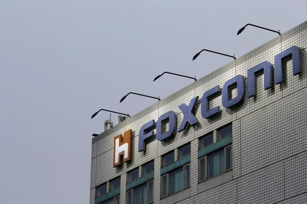 富士康母公司鸿海第四季度净利润25亿美元 同比增长4%