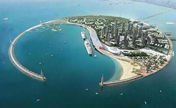 中国又一超级工程横空出世!耗资6.2亿 夜晚惊艳