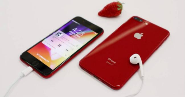 红色特别版iPhone 8系列 国内今早开售!