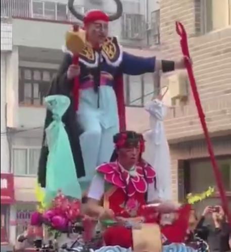 """《极挑》录制ing!""""男人帮""""现身乐清体验传统文化"""