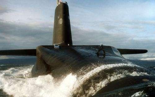 英核潜艇缺席打击叙利亚?俄媒:因遭基洛围追堵截