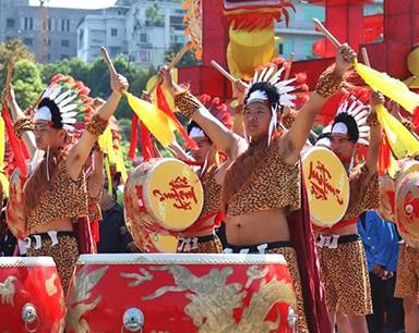 1900年非遗丰都庙会开幕 国际旅游文化名城提速