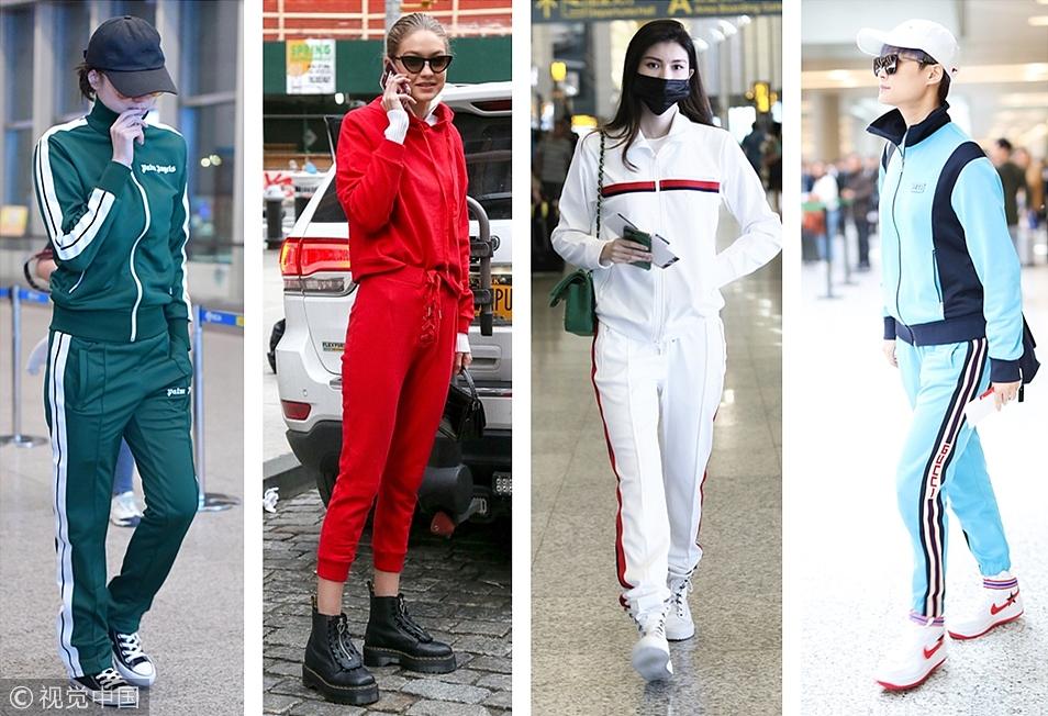 今年份的春装时髦竟这么简单