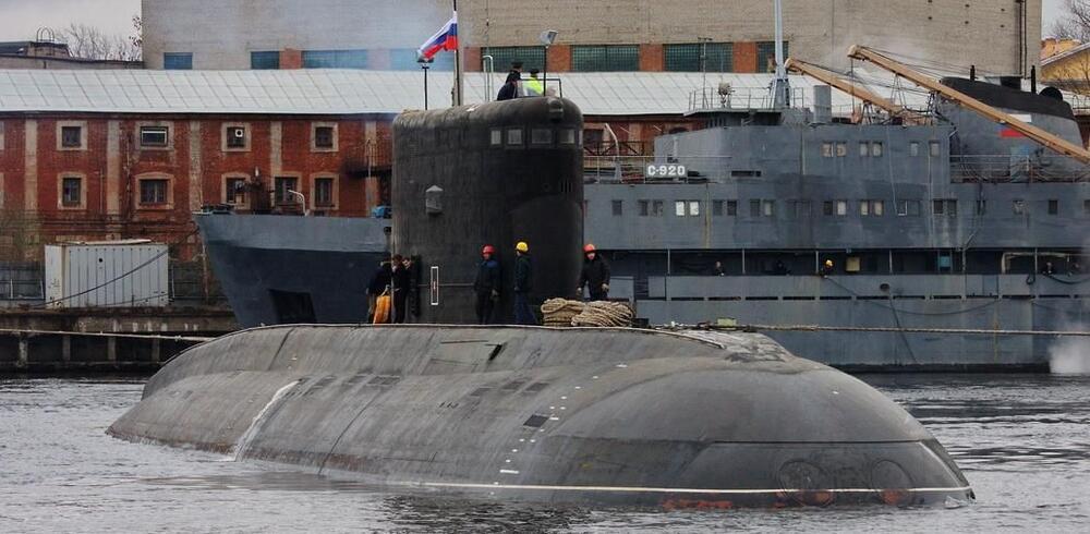 常规潜艇追核潜艇 俄罗斯说做到了!真相呢?