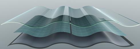 汉能发布汉瓦系列新品:会发电的琉璃瓦