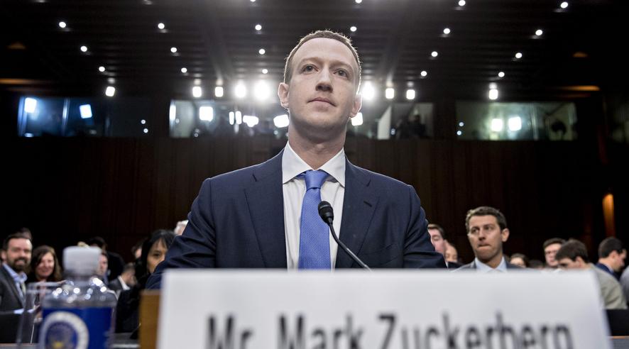 与扎克伯格说法不同 Facebook追踪非用户出于商业目的
