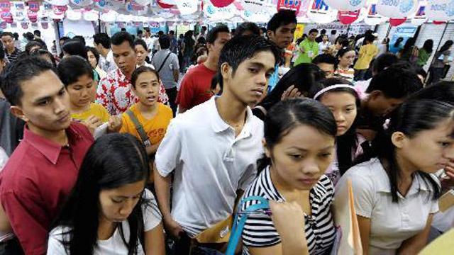 外媒:30万菲律宾劳工将引入大陆就业
