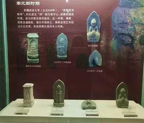南北朝时期佛教造像