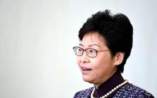 林郑月娥:期望香港知名高校落户粤港澳大湾区