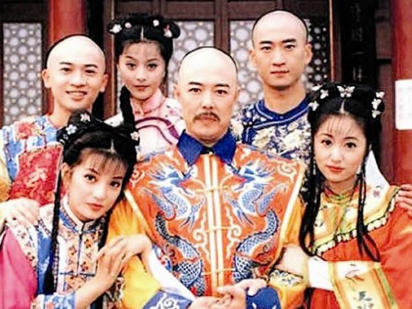 """隔20年《还珠》曝内幕!""""紫薇""""林心如原本演女配"""