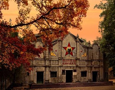 赣州红色旅游招商推介会在厦门举行