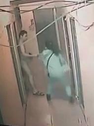 惊魂30秒 深圳女子遭邻居强拽进屋性侵