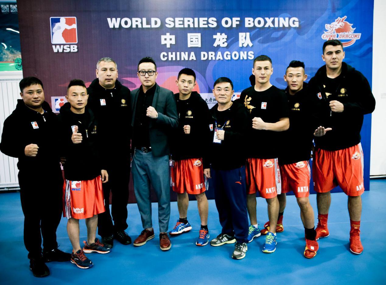 世界拳击联赛再战贵阳 中国龙队收官战对决印度老虎队