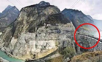中国基建狂魔又一超级工程超三峡:震撼全世界
