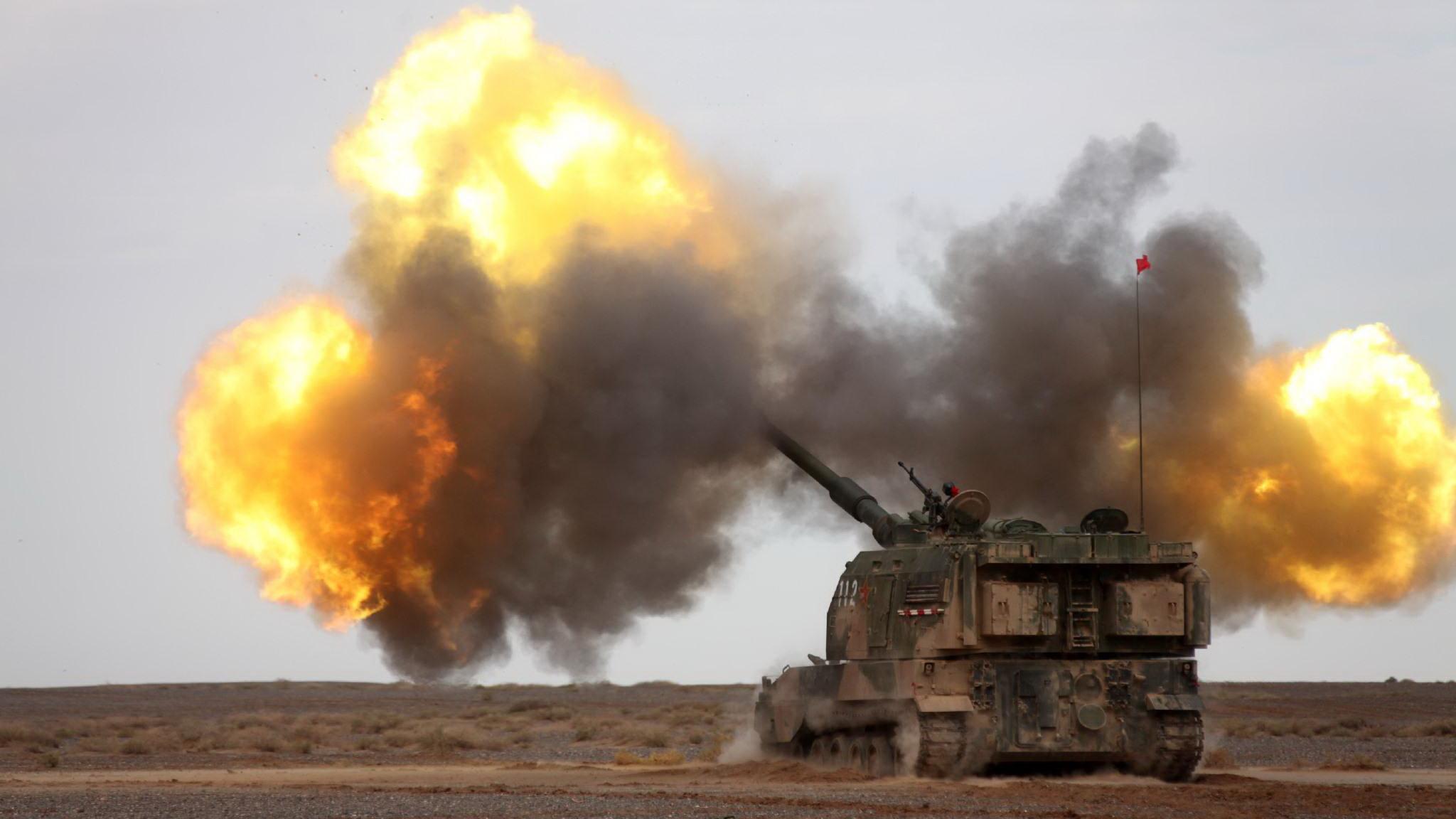 军机处第159期 陆军通说炮兵:炮兵最怕打什么目标?