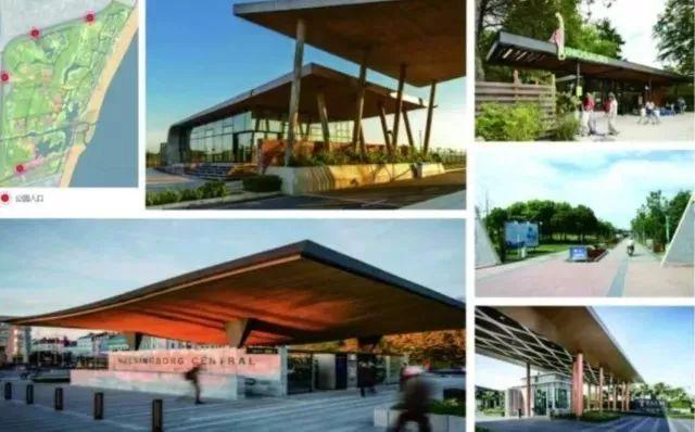 凤观青岛  西海岸中央公园地点位于海军公园之北,城市阳台之南,滨海