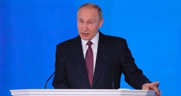 普京7日宣誓就职 正式开启第四个总统任期