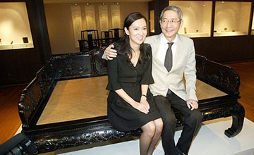 她丧夫2年,如今和54亿大亨传绯闻