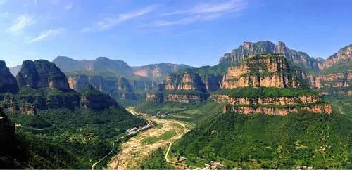 5.19旅游日 太行大峡谷景区全线放价