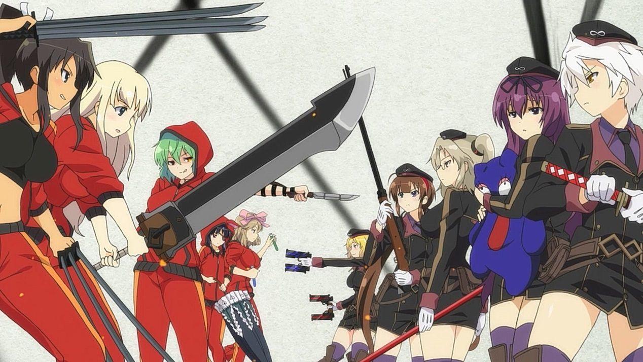 """《闪乱神乐 忍者大师 - NEW LINK》的最大特色,在于纯正的日系二次元风格,忍者、少女、善恶、羁绊……围绕着全新的""""NEW LINK""""系统,忍者少女们会根据人设与剧情,两两之间产生""""连锁"""",得到强大的战斗加成,进而以五人组队的方式提供丰富的战斗策略与搭配。游戏中提供大量的角色卡牌供玩家收集,并提供了升级、觉醒等多个养成维度。玩家可以在""""天梯""""式的PVP比赛中,尽情尝试多样化的组队和技能配置。此外,游"""
