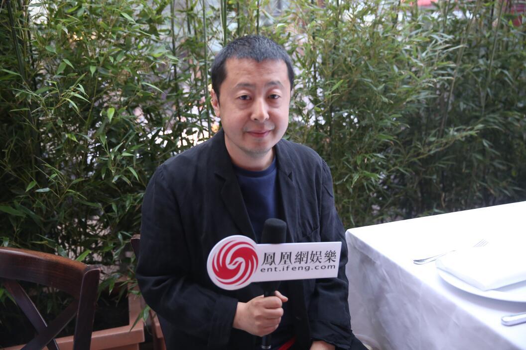 [戛纳独家专访]贾樟柯:赵涛一直没拿奖,我亏欠她