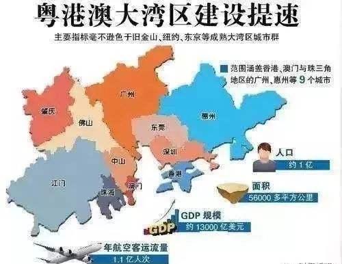 国务院公布广东自贸区改革开放方案!打造粤港澳大湾区合作