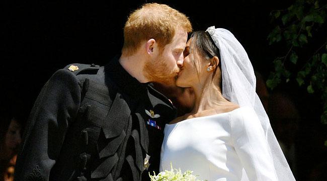 直击哈里王子世纪婚礼:倾国欢庆 场面震撼
