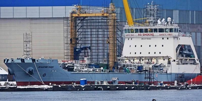 俄最新补给舰世界领先 为何俄媒却大呼绝望?