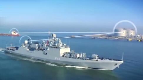 """这两国将在""""中国后院""""海域联合军演"""