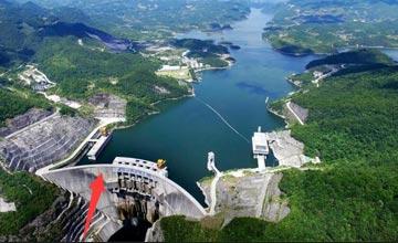 比三峡大坝更高!这一超级工程美翻 造出34个孤岛