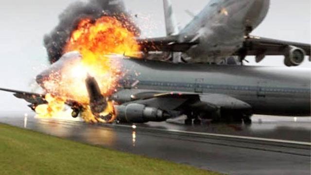 最惨烈空难!两机地面相撞造成583人遇难