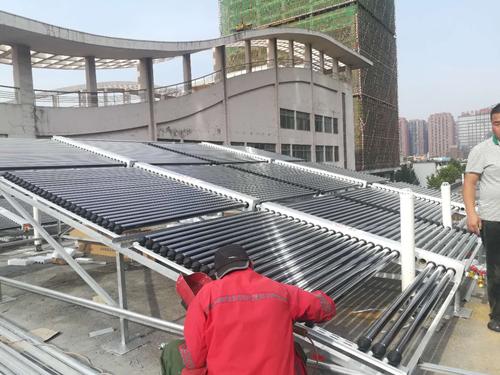水木环保:永莱旅店太阳能锅炉项目进入
