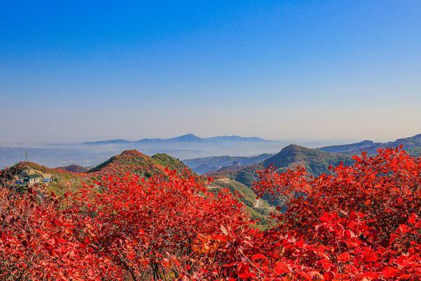 长寿山风景区