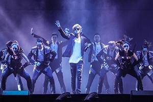 罗志祥Crazy World终极狂欢场6月北京开唱
