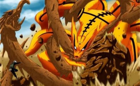 """《火影忍者》中尾兽的特殊能力 尾巴多不代表实力强"""""""