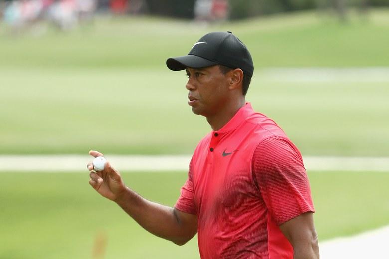 福布斯百大吸金运动员高尔夫五人上榜 伍兹第16