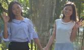 双胞胎姐妹考研再次考进同校同专业 高考时就同分
