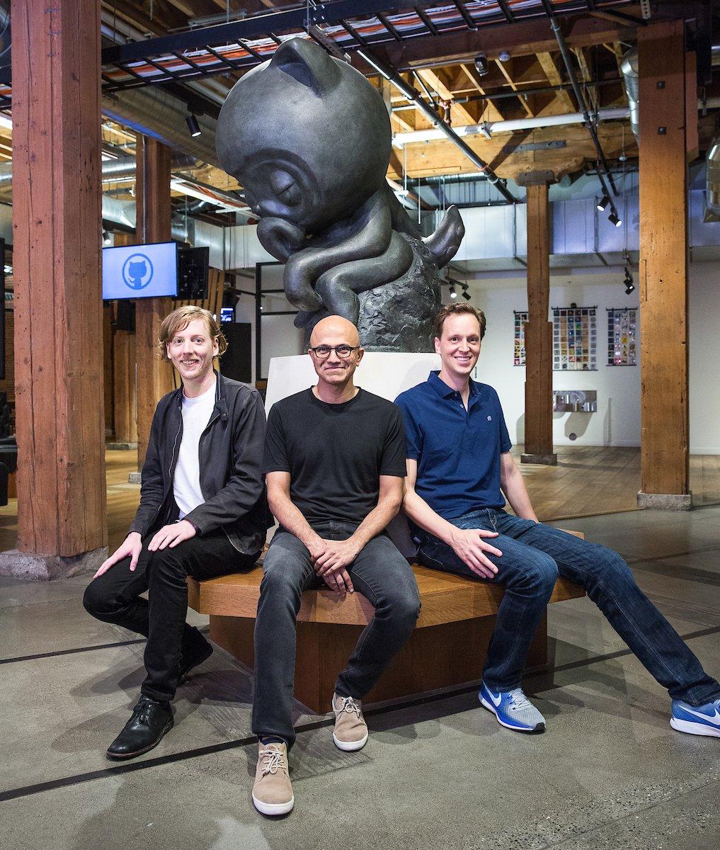 75亿美元!微软宣布将收购代码托管平台GitHub