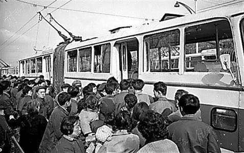 这些杭州公交老照片,有没有唤醒你的回忆
