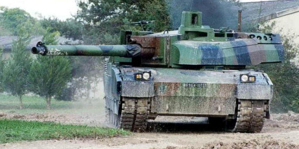 欧版T90暴露法德坦克硬伤 VT4:我离最强只差两步