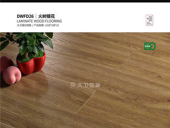 鉴赏 | 大卫地板 | DWFD26 火树银花