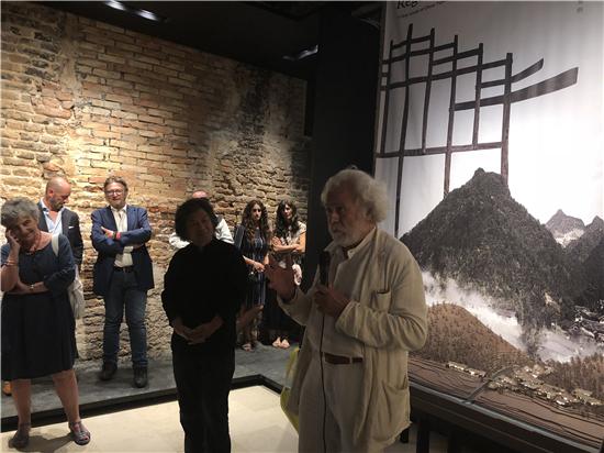 """以中国土家族泛博物馆为例""""展览于威尼斯禅宫盛大开幕!"""