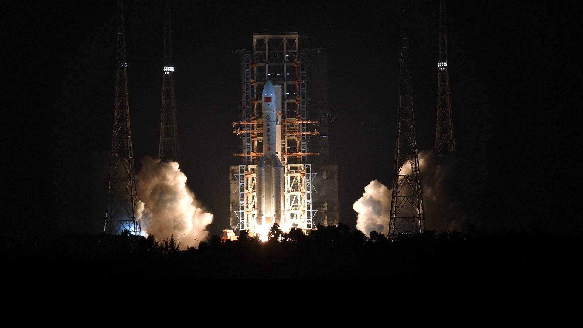 认清差距!中国一半航天技术未达国际一流水平