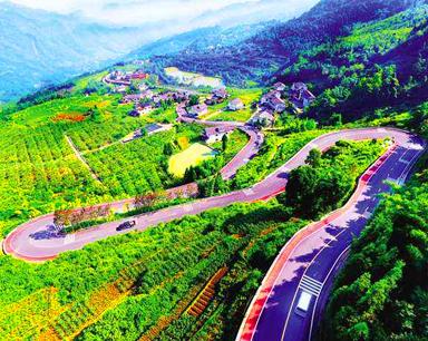 四好农村路建设推动重庆农村交通运输高质量发展
