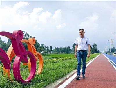 望山 亲水 览湖 观田 游林 来彭州避暑绿道_彭州|避暑