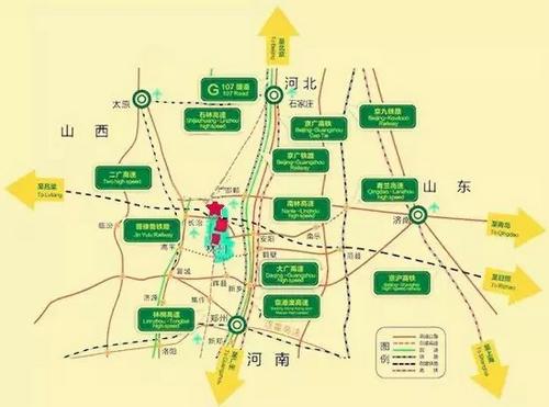 旅游  太行大峡谷位于河南安阳林州市境内的石板岩镇,地处河南,河北